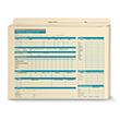 Confidential Personnel Pocket File Folder - Expandable