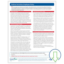 Downloadable Political Activities Policy