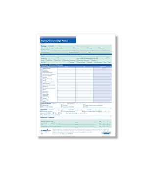 Picture for category Payroll Forms