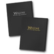 Welcome To Our Company Presentation Folder Classic Black