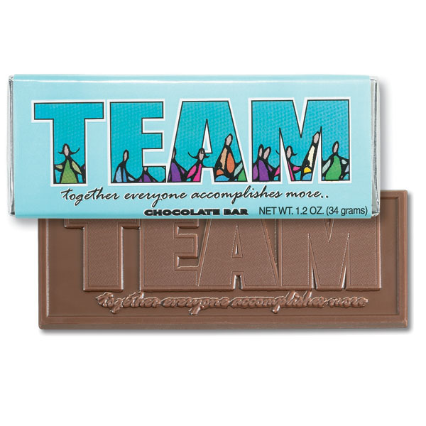 Team Chocolate Bar