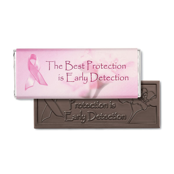 Early Detection Chocolate Bar