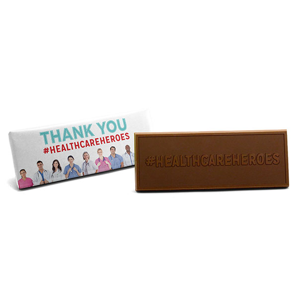 Healthcare Heroes Chocolate Bar