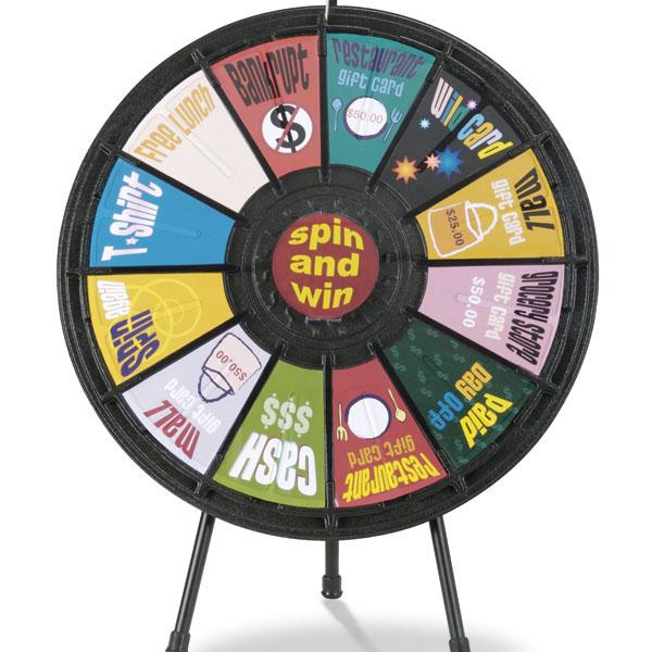 Mini Prize Wheel