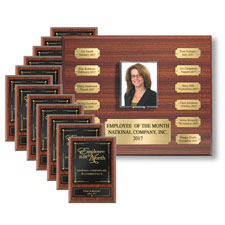 Traditional 4 x 6 Photo Recognition Program Premium