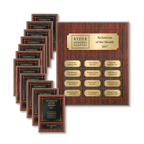 Traditional Employee Recognition Program Premium