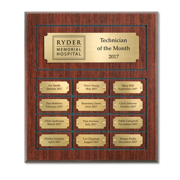 Traditional Employee Recognition Program Basic