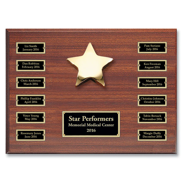 Star Performer Recognition Program Basic