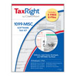 1099 MISC Software Tax Kit 4-Part Forms