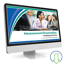 Harassment Prevention Power Training Program