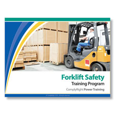 Picture of Forklift Safety Training Program