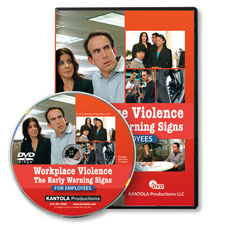 Workplace Violence: The Early Warning Signs - Employee English
