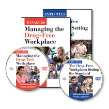 The Drug-Free Workplace Bundle DVDs