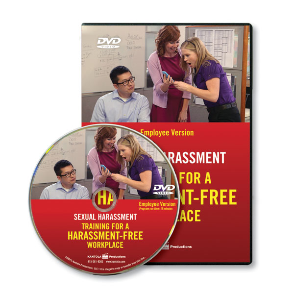 Training for a Harassment-Free Workplace - Employee
