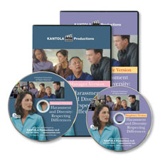 Picture of Harassment & Diversity: Respecting Differences for Managers and Employees (English DVDs)