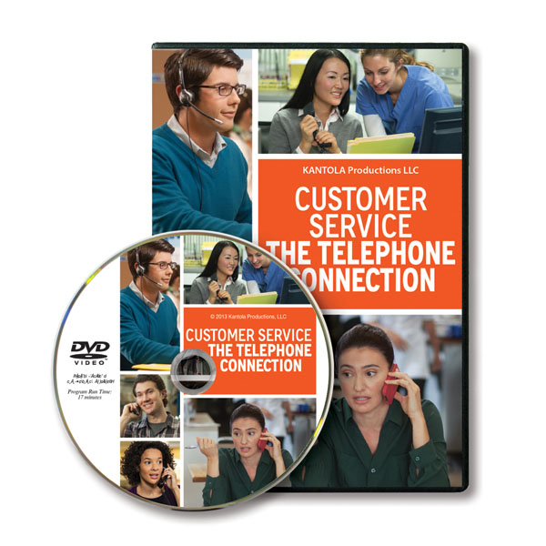 Customer Service: The Telephone Connection
