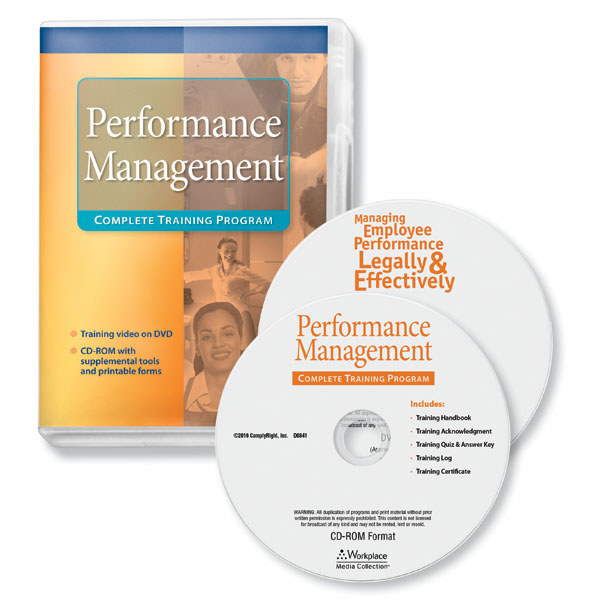 Performance Management Training Program