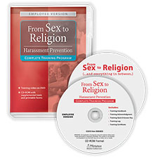 Anti-Harassment Employee Training DVD