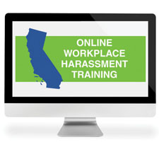 Picture of California  Harassment Training Online