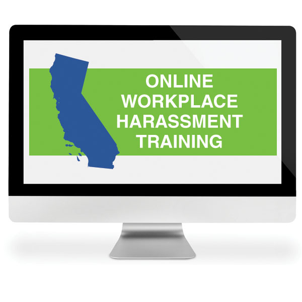 California Harassment Training Online