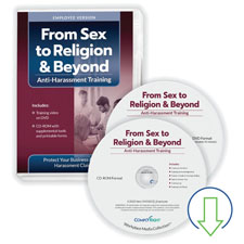 Picture of Downloadable From Sex to Religion and Beyond: Anti-Harassment Training