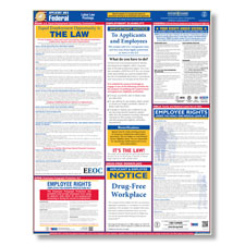 Picture of Poster Guard® Applicant Area Federal Poster Service