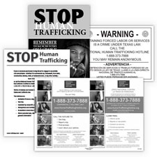 Picture of Human Trafficking Posters