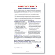 Picture of National Labor Relations Act Poster