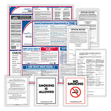 Picture of ComplyRight Federal & State Poster Set for Public Sector