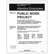 Picture of New York Public Work Project Poster
