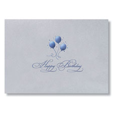 Birthday Simplicity Card