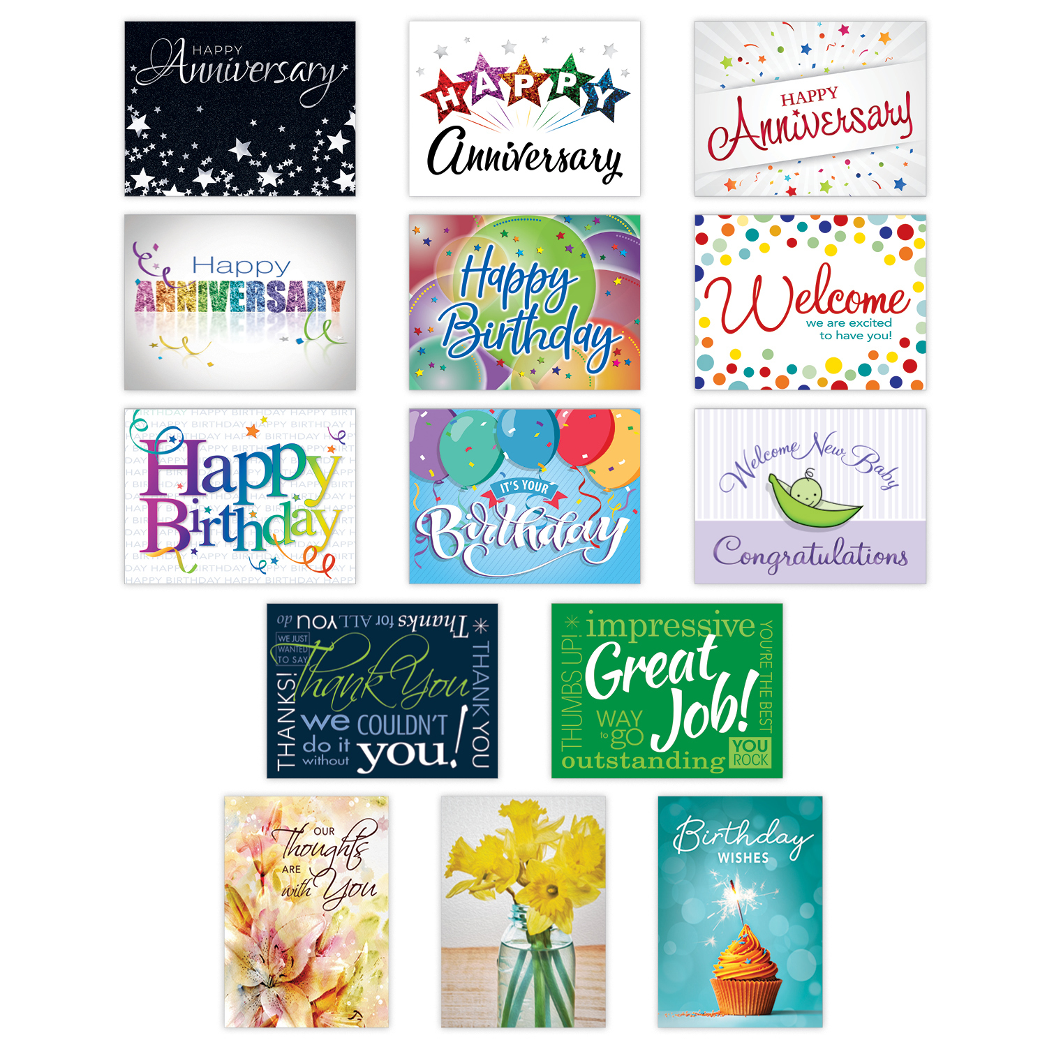 All-Occasion Assortment Cards