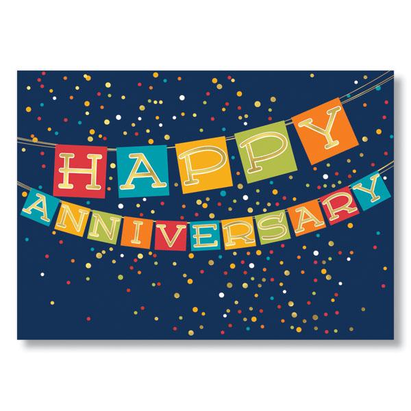 WPG Anniversary Banner Card