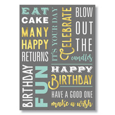 Birthday Fun Card