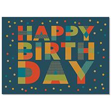 Birthday Style Card