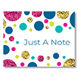 Picture of Just a Note Postcard