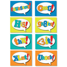Way 2 Go! Mini Recognition Note Card