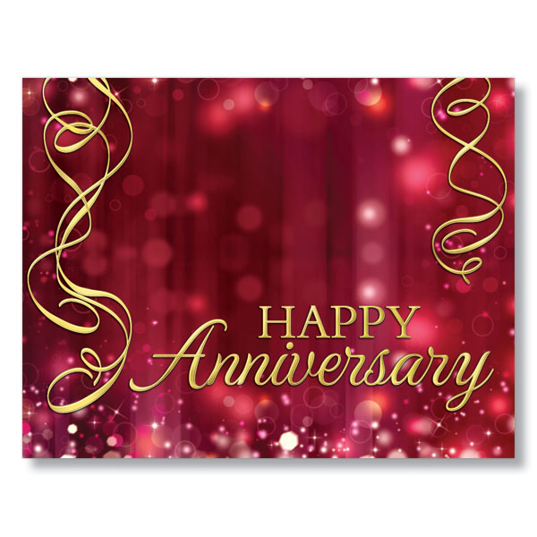 Anniversary Celebration Card