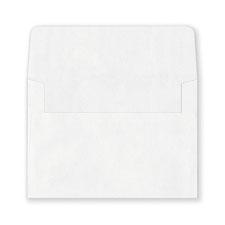 White Unlined Extra Envelopes