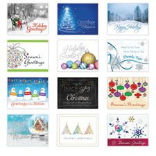 Picture of Personnelly Yours® Holiday Card Assortment