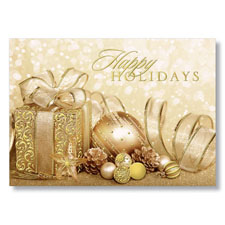 Picture of Holiday Glitz Holiday Card