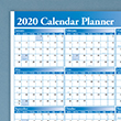 Picture of 36 x 24 Yearly Wall Planner