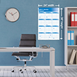 """Picture of Yearly Wall Planner (36"""" x 24"""")"""