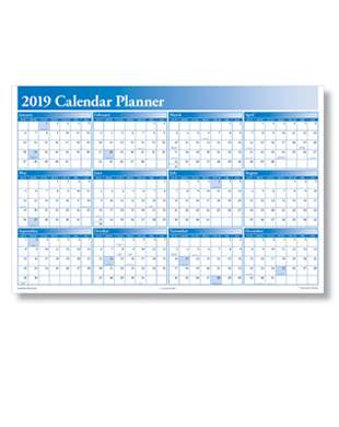 Picture for category Wall Calendars & Planners