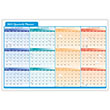 Quarterly Wall Planner