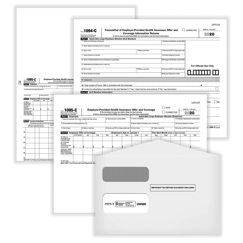ACA Forms 1095-C Kit