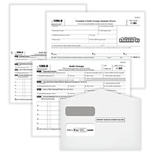 Picture of Affordable Care Act Forms 1095-B Kit (50 PK)