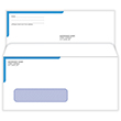 Picture of Imprinted & Pre-Inserted Statement Envelopes