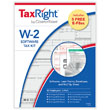 Picture of W-2 Tax Forms Laser Kit and Software - 6-Part