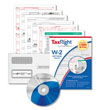 W-2 Software Tax Kit - 6-Part Forms